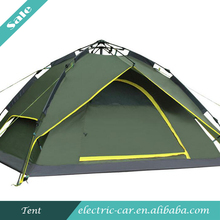 Easy Building Tent Automatic Double Layer Waterproof Camping Tent