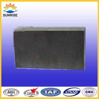 SUNRISE Magnesia Ferrum Spinel Bricks TY-MF80 for lining of large dry cement rotary kilns