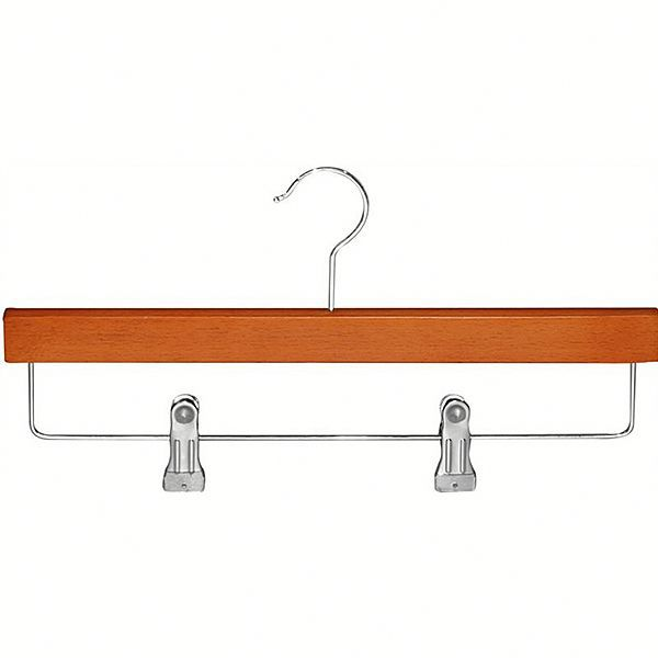 fashion korean clothes hanger luxury wooden hanger