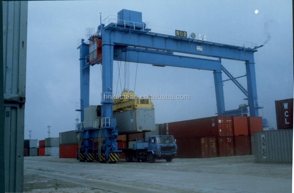 U type gantry crane container lifting cranes China manufacturer