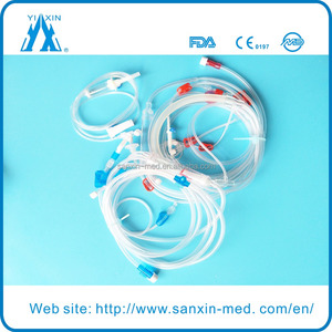 Blood Lines for Hemodialysis Blood Tubing Set