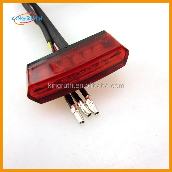 Motorcycle Brake Running Light 2c 55w lamp