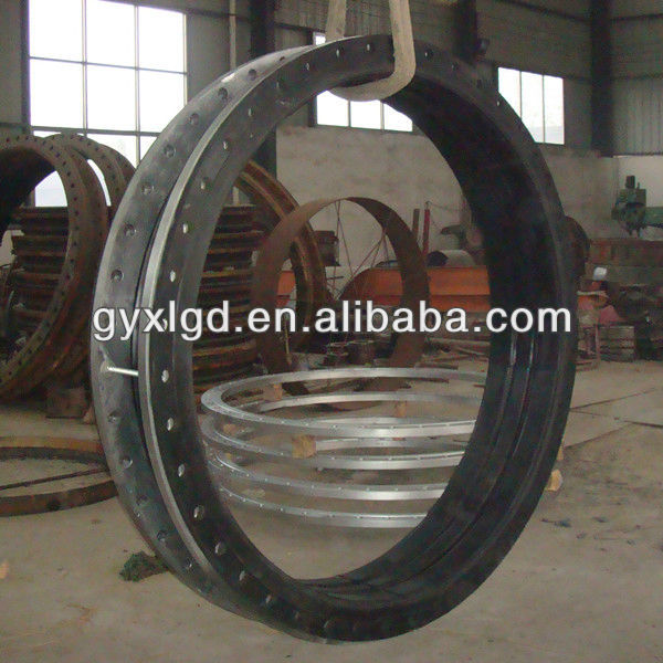 Flexible High Pressure Flange Rubber Coupling Joint (JGD-F)
