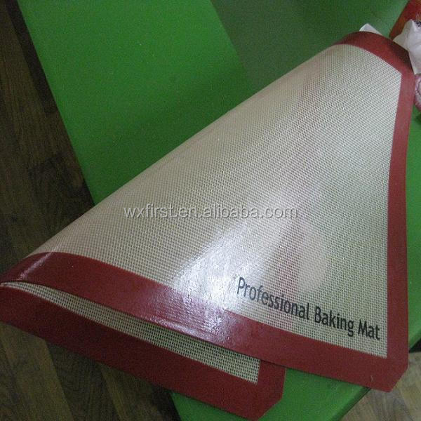 Bakeware Silicone Baking Mat/Liner/sheet with fiberglass