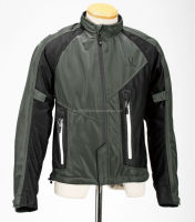 High-performance breathable fabric jacket in new model for motorcycle