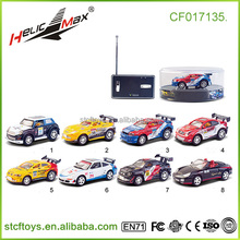 Mini RC tracking,high speed scale model car remote cotrol racing toy