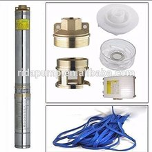 4SDM2 AC single phase 100QJD Deep Well Submersible Water pump