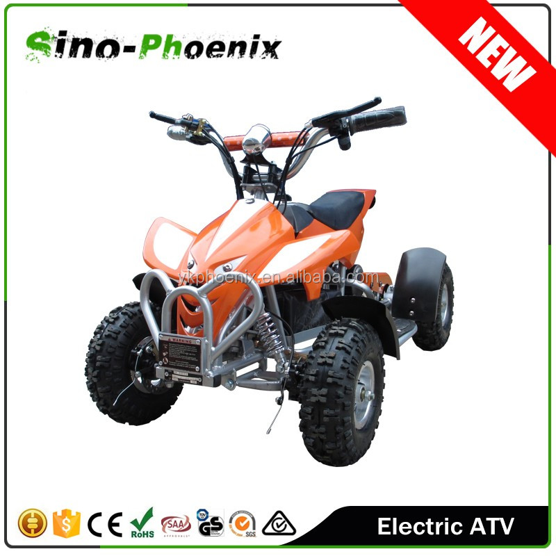 Nice Design 36v Electric Powerful quad 800w for sale with Foot Power Switch (PE9052)