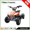 Nice Design 36v Electric Powerful quad atv 800w for sale with Foot Power Switch (PE9052)