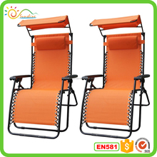 Rattan Sun Lounge & Beach Sunbed Outdoor With Cushion& Cheap Foldable Beach Lounge Chairs,highchair portable