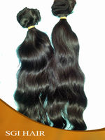 "New!!!!! Most beautiful&charming Double Drawn 14"" to 16"" Natural Indian Curly Virgin Hair"