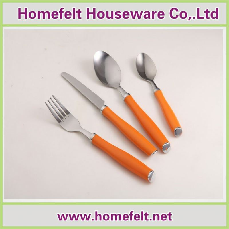 disposable wooden bamboo handle cutlery