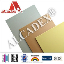 building materials and furniture materials aluminum composite panels