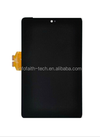 NEW arrival good-quality repairing lcd for LG google Nexus 7 2nd lcd screen digitizer