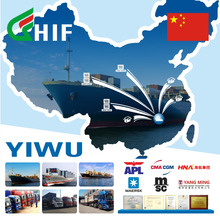 Competitive shipping agent in Yiwu to USA/Europe/Australia