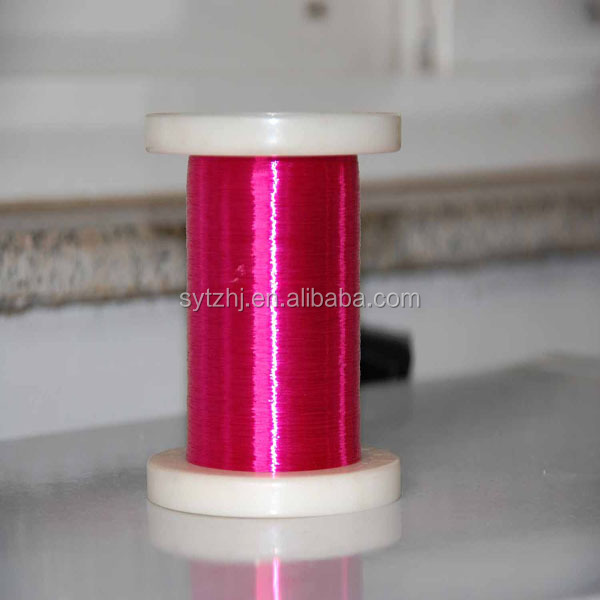 Color craft coated copper wire for jewelry and crafts hot selling with good prices