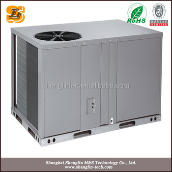 rooftop package unit with good performance compressor