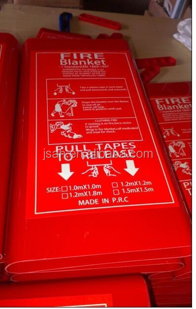 High quality fire blanket EN1869 Fire Blanket For Kitchen