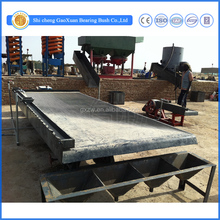 High Recovery Tin Slag Separation plant,Tin Slag Concentration Table