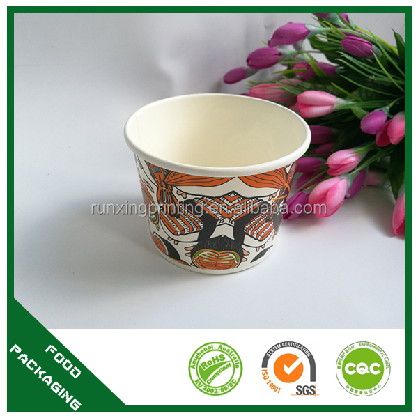 factory direct sales all kinds of ice cream container size