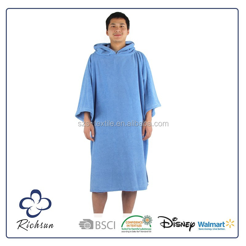 2017 New Changing Robe, Color Changing Bath Towel