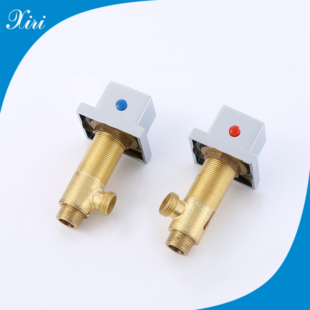 Manufacturers dimmable heat quickly water faucet for brass body