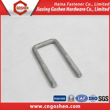 U BOLT with high quality ,surface include HDG,galvanized,black,etc