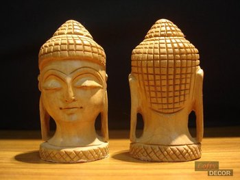 Buddha Statue (wood craft)