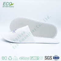 Cheap Biodegradable disposable pedicure flip flops is hotel slipper