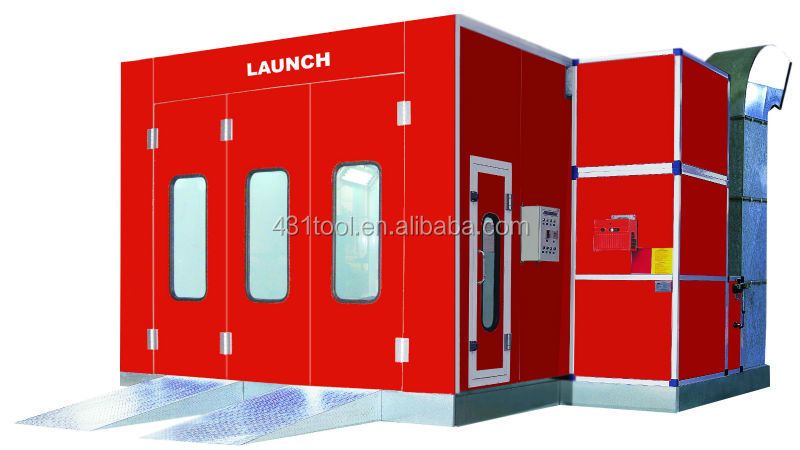 Launch CCH-201 inflatable spray booth heating system
