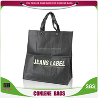 Buy Direct From China Factory Cheap Custom Made Shopping Bags Reuseable Insulated Personalized Shopping Bag Promotional 2016