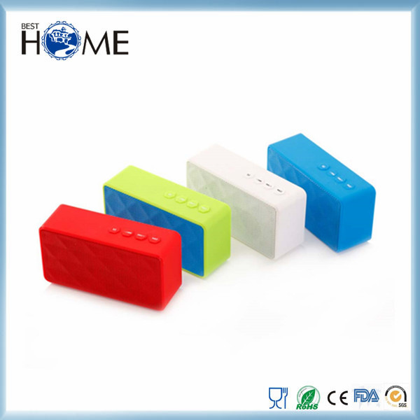 Multifunction Mini Portable Amplifier Wireless Mini Bluetooth Speaker