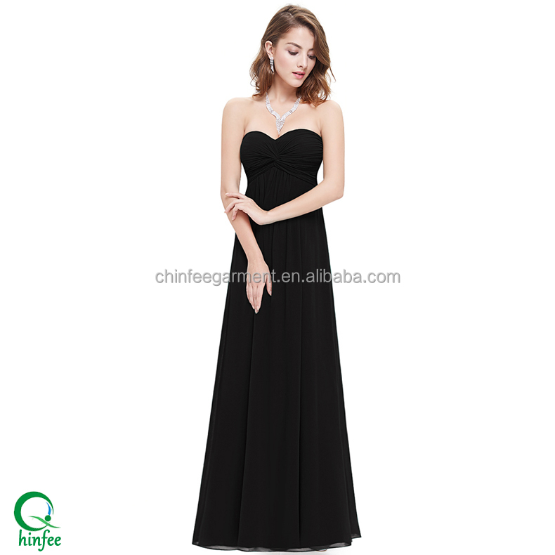 Pop Line Ladies Evening Dresses Clothing Factories In China