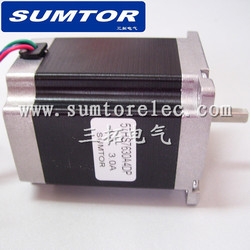 57 Hybrid Stepper motor 57HS7630A4DP 3A 1.8N.m single shaft two phase four wire stepping motor for cnc router machine