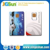Security Pvc Blank Rfid Chip Smart