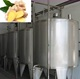 Fresh Ginger Juice Production Plant/Ginger Juice Processing Machinery