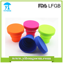 silicone suction cupping set cups