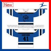 Latest Hot Sale Design China Apparel Supplier Ice Hockey Jersey Shirts