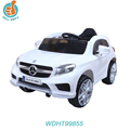 WDHT99855 Licensed Mercedes Benz GLA45 baby ride on car leather seat optional, have remote control and 12v battery
