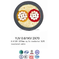 cheap popular xlpe insulated cable
