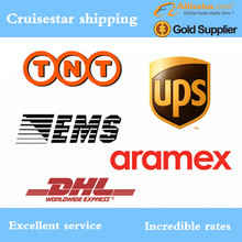 DHL/TNT/UPS/FEDEX/EMS/ARAMEX/China Post/Epackage/DPD Express China To CG - Congo