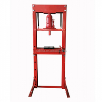Hydraulic Shop Press Manual Press Machine Small 10T
