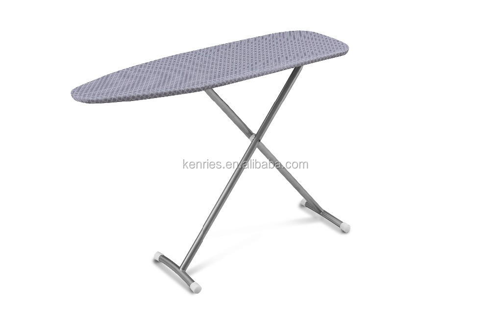1343TZ-28/32 Floor Style IRONING BOARD with Iron Rest