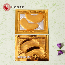 OEM private Label Hydrating gold Collagen crystal eye mask
