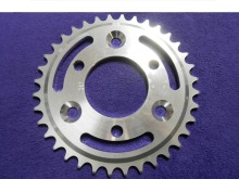 Motorcycle Used with 7075-T6 Aluminum Sprocket