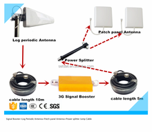2g 3g 4g signal booster for 2100MHz WCDMA wireless cell phone signal booster for indoor home use