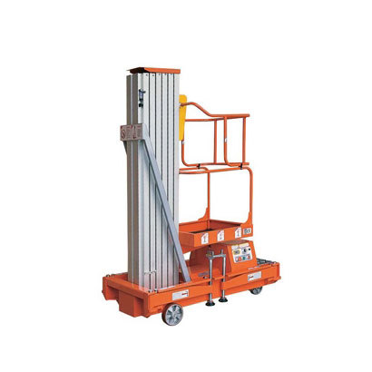 Mobile Aluminium Work Platform(single mast)-GTWY1000