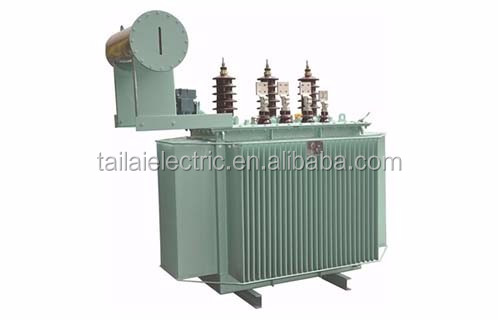 S11 series three phase oil immersed 2kv transformer