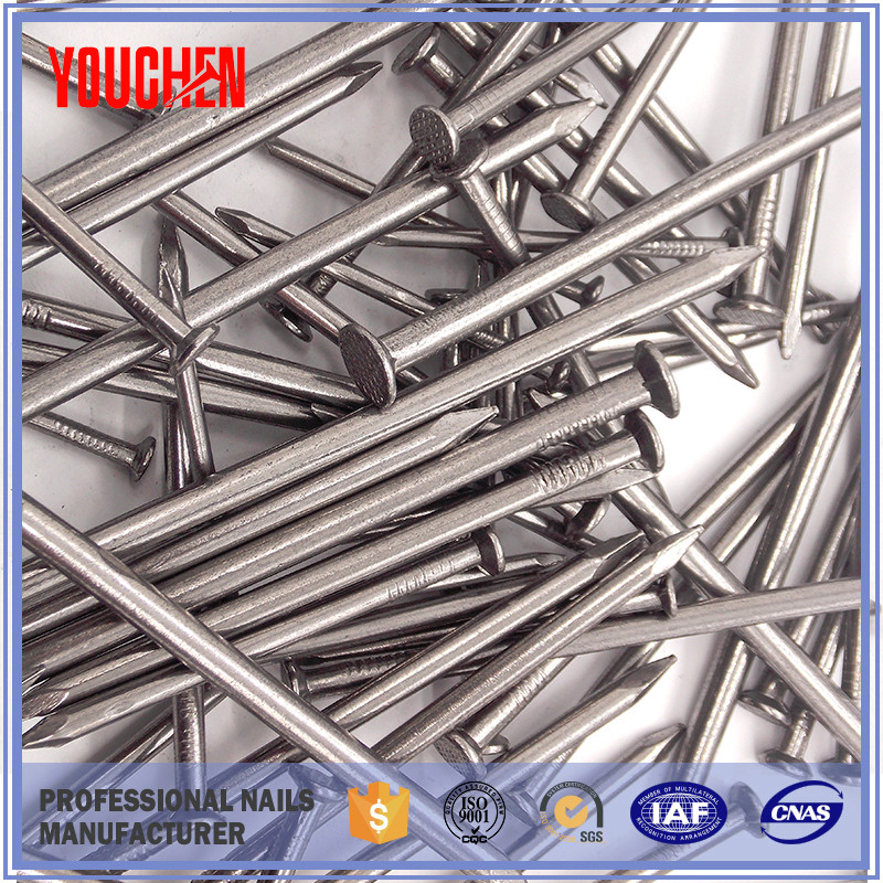 Hardened Steel Concrete Common Chair Nails