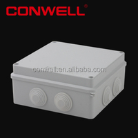 watertight electronics box/ abs waterproof electrical enclosure box